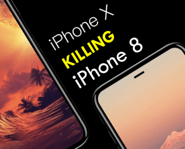 Apple iPhone X Kills iPhone 8 And Exposes Tim Cook's Risky Gamble