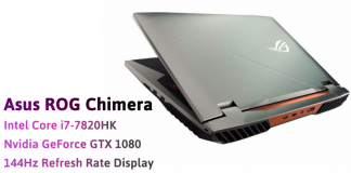 Meet The World's First Gaming Laptop With A 144Hz Refresh Rate Display