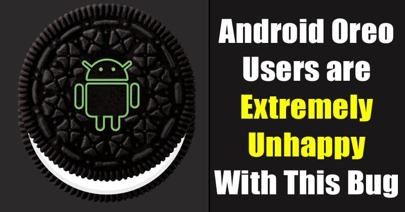 Beware! This Android Oreo Flaw Secretly Consume Users' Mobile Data