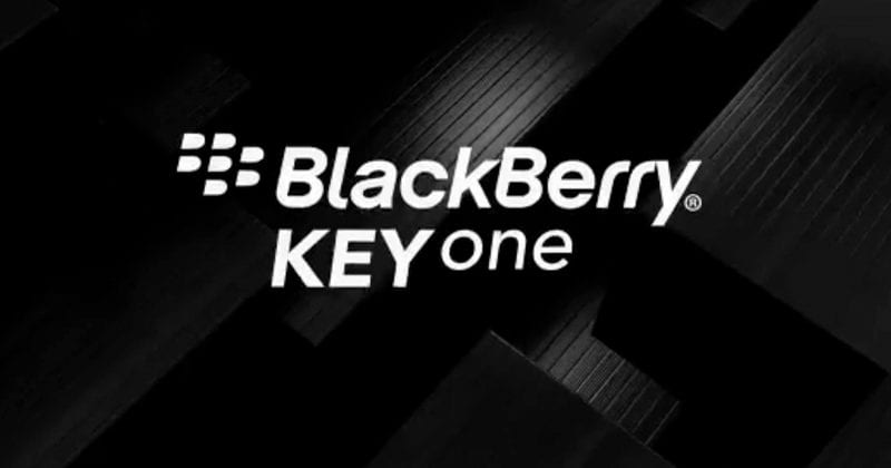 BlackBerry KEYone Black Edition Stars In New Official Video