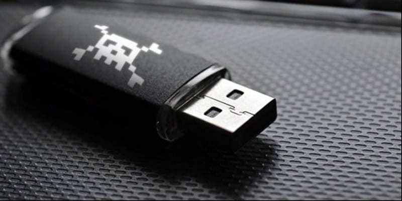 Create Password Stealer Pendrive