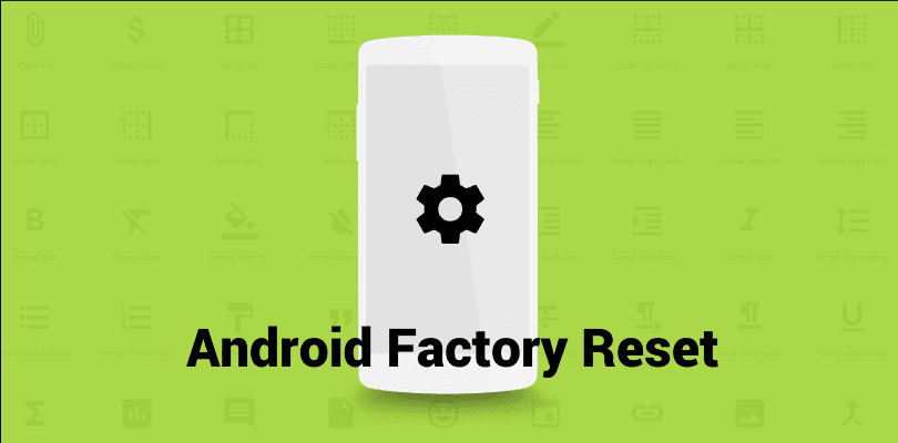 Factory reset your phone once in 6 Months