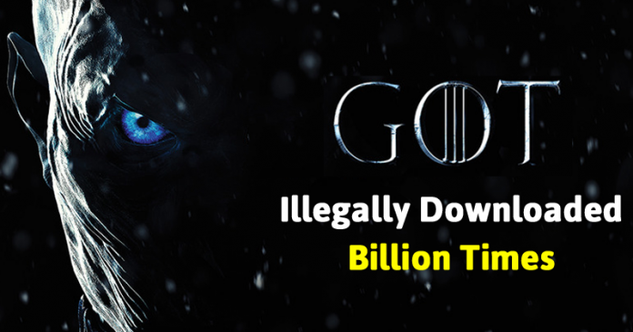 Game Of Thrones S7 Illegally Downloaded Billion Times