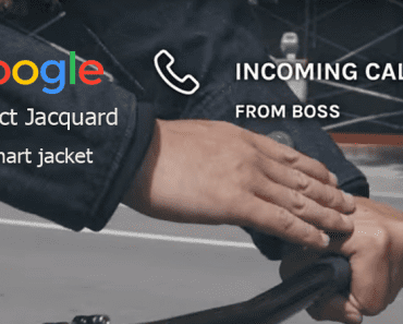Google, Levi's Launch Smart Jacket That Lets You Answer Calls, Play Music, Use Maps