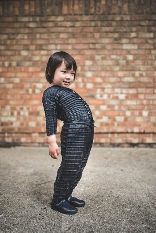 IMG 2 - Meet The Smart & Clever Clothes That Grows With Your Child