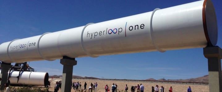IMG 3 - Elon Musk's Hyperloop Hits New Speed Record