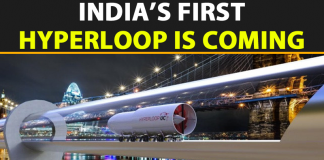 India To Get Its First Hyperloop, Just A 6 Minute Ride