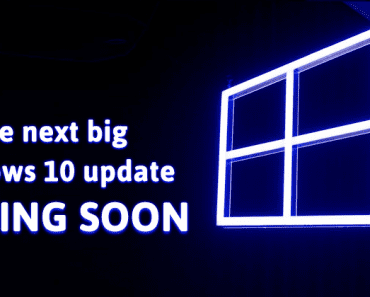 Microsoft Just Confirmed The Next Big Windows 10 Update Release Date