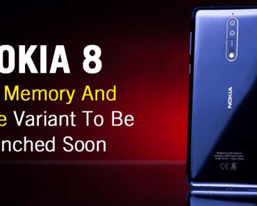 Nokia 8 With 6GB RAM & 128GB Storage Spotted On US FCC Listing