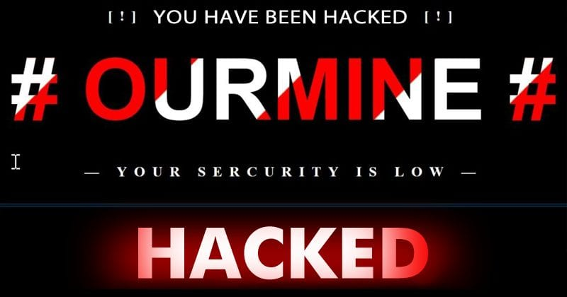OurMine Hacking Group, Who Hack Others, Gets HACKED!