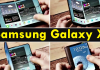 Samsung Galaxy X Foldable Smartphone Gets Leaked Again