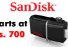 SanDisk Dual Drive PenDrives For Android Launched In India