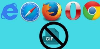 Stop Autoplaying GIFs in Your Browser