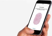 Temporarily Disable Touch ID in iOS 11
