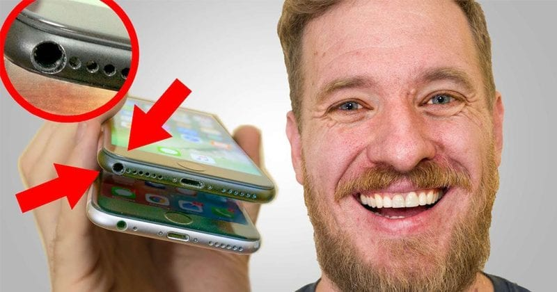 This Man Built His Own Custom iPhone 7 With 3.5 mm Headphone Jack