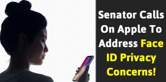 US Senator Asks Apple For Privacy Guarantees Around Face ID Data