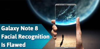 WARNING! Galaxy Note 8 Face Unlock Can Easily Be Fooled By A Photo