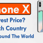 iPhone X's $1,000 Price Tag Is Expensive? See How Much It Costs Around The World