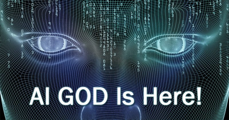 AI Is God: Former Google Engineer Creating New Religion