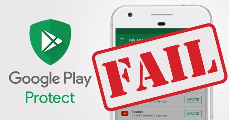 Android's New Google Play Protect System Badly Fails First Security Test