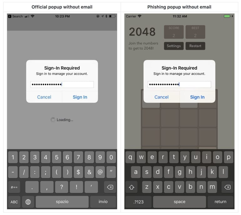 Apple IMG - WARNING! iPhone Passwords Are Shockingly Easy To Steal From iOS Users