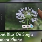 How to Add Blur Background Effect to Photos on Android