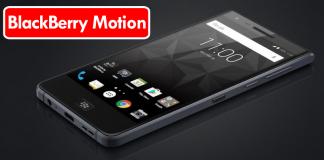 BlackBerry Motion Aka Krypton Leak Shows Full Touchscreen Phone
