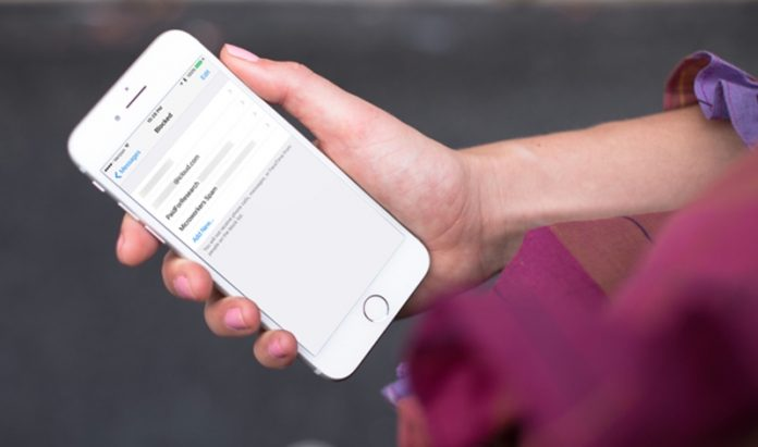 Image Result For How To Block Sms Spam On Iphone In Ios
