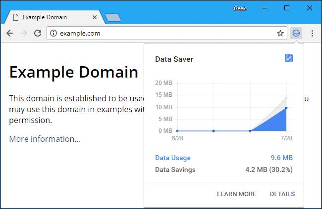 Reduce The Web Browsing Data Usage