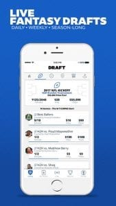 DraftiOS 2 169x300 - 10 Best iOS Apps For Sports Fanatics