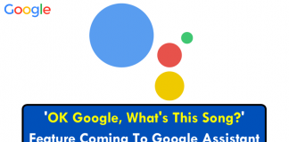 'OK Google, What's This Song?' Feature Coming To Google Assistant