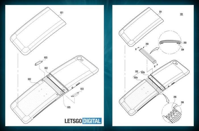 Galaxy X 1 - Samsung Galaxy X Leak Shows Off Incredible Folding Smartphone Design