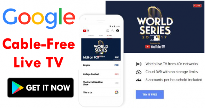 Google Just Launched An Extraordinary New App To Watch Live TV