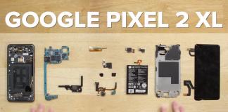 Google Pixel 2 XL Teardown Reveals What's Inside