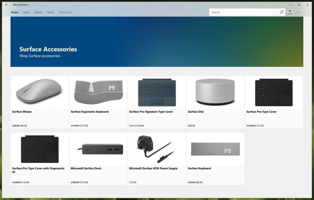 IMG 1 13 1024x651 - Microsoft Windows 10's Store App To Start Selling Hardware