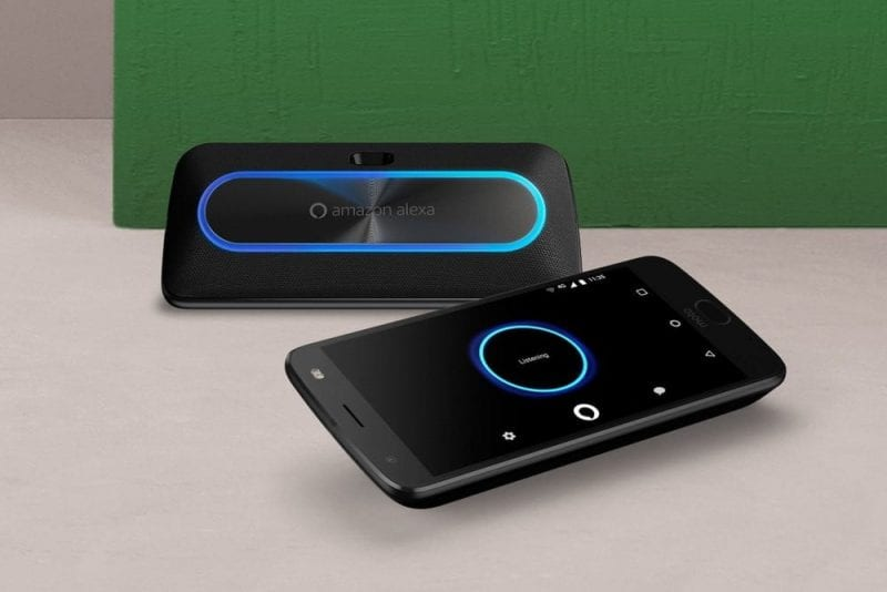 IMG 3 2 - The Moto Z Gets Its Very Own Alexa Smart Speaker