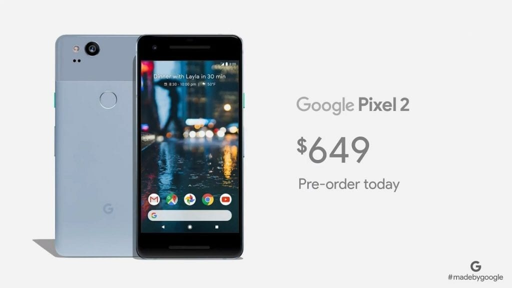 Image 2 1024x576 - Google's Pixel 2 & Pixel 2 XL Are Here, With Google Assistant Front And Center