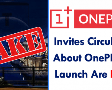 Invites Circulating About OnePlus 5T Launch Are FAKE