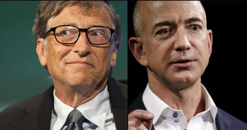 Jeff Bezos Overtakes Bill Gates As The World's Richest Man, Again!