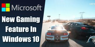 Microsoft Adds A New Gaming Feature To Windows 10