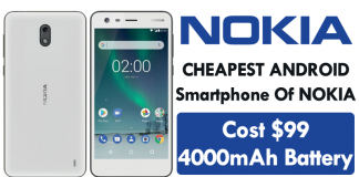 Nokia 2 To Have A 4000mAh Battery And To Cost Just $99
