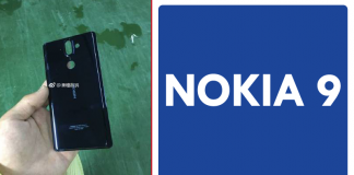 Nokia 9 Leaked Image Confirms Dual-Camera Setup, Rear-Mounted Fingerprint Reader