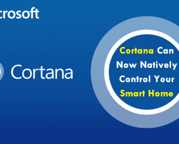Now Microsoft's Cortana Can Natively Control Your Smart Home