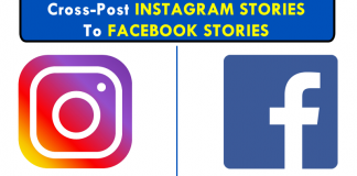 Now You Can Cross-Post Instagram Stories To Facebook Stories