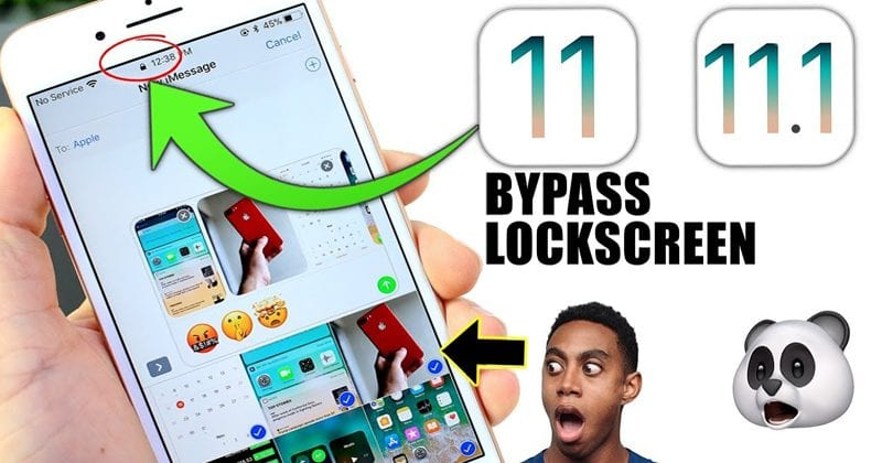Now You Can Unlock Any iPhone Without PASSCODE And Access Photo & More