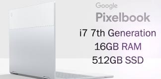 Meet Google Pixelbook: First Laptop With Google Assistant