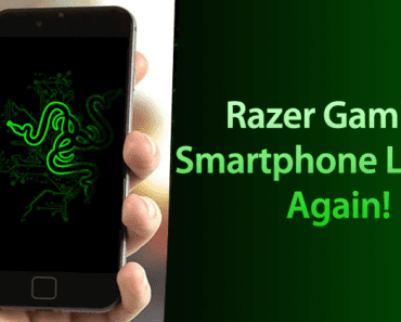 Razer Gaming Smartphone Leaked Again!
