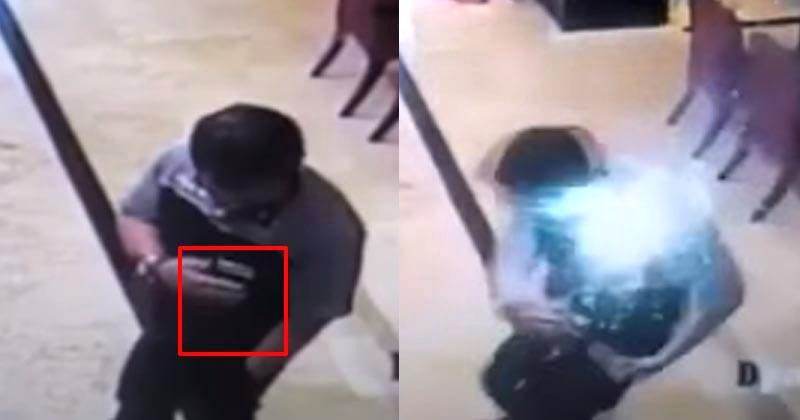 Another Samsung Phone Caught Fire On Man's Pocket & Company Is Blaming Third-Party Battery