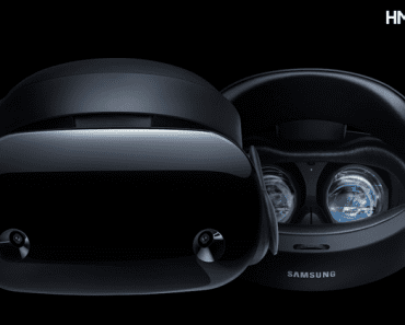 Samsung Just Unveiled Its New Mixed-Reality Headset For Windows 10