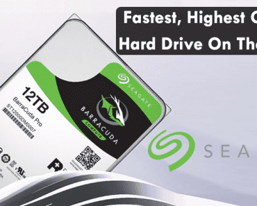 Seagate Barracuda Pro 12TB: The Fastest, Highest Capacity Hard Drive On The Market